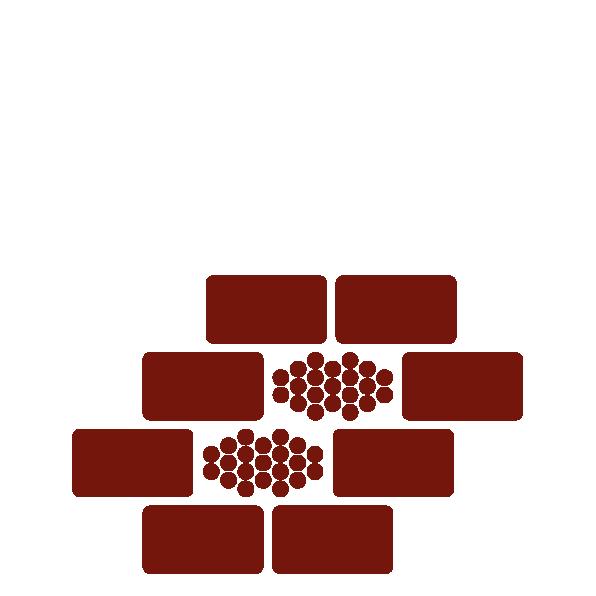 Dämmung Icon