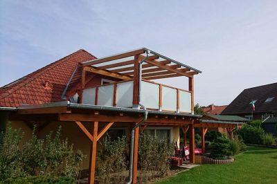 Dachterrasse gebaut von Thorsten Stielau aus Wolfsburg