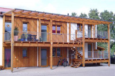 Großer Laubengang gebaut gebaut von Thorsten Stielau aus Wolfsburg
