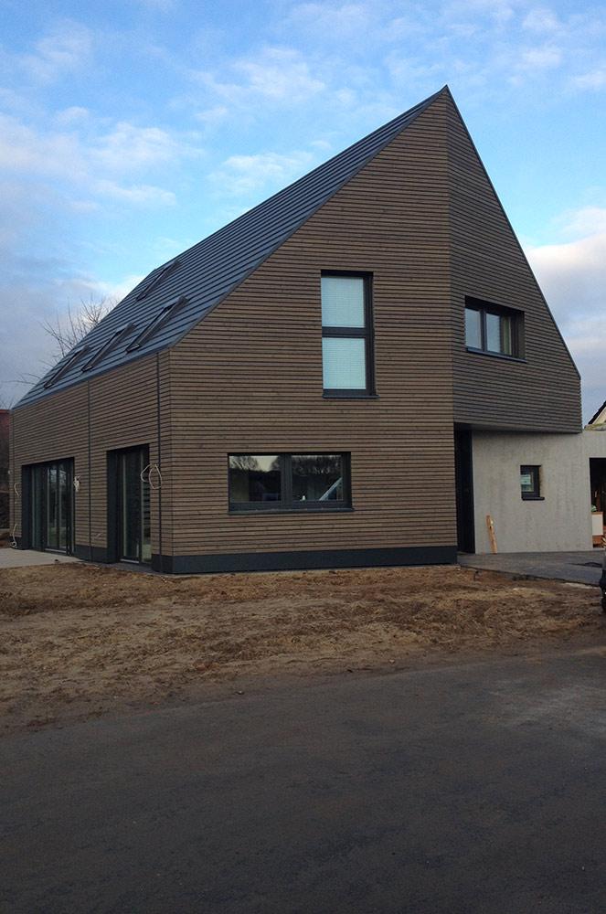 Fassade gebaut von Thorsten Stielau aus Wolfsburg