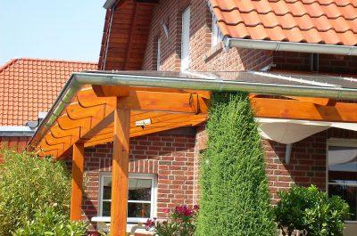 Terassenüberachung gebaut von Thorsten Stielau aus Wolfsburg