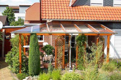 Terassenüberdachung gebaut von Thorsten Stielau aus Wolfsburg