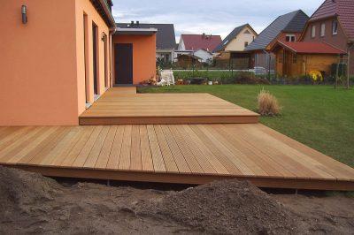 Terassenbelag gebaut von Thorsten Stielau aus Wolfsburg