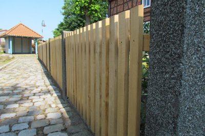 Zaun gebaut von Thorsten Stielau aus Wolfsburg